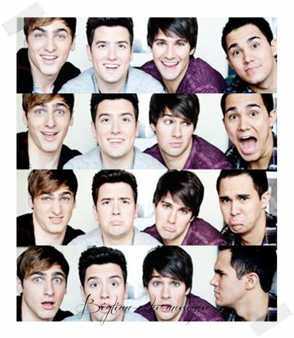 Big time rush actu