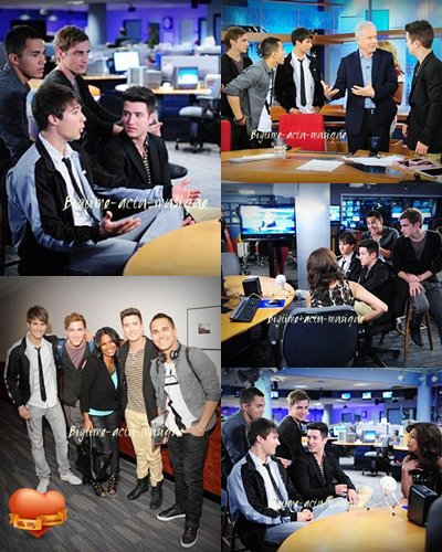 Btr on Good  Day L.a show