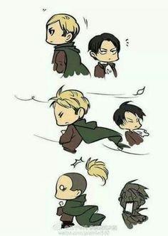 La vérité sur la coiffure d'Erwin