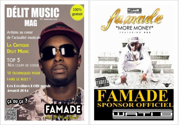 Famade / Delite Music Magazine.