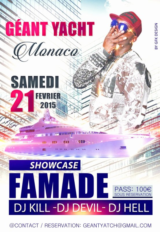 Famade @Showcase @Concert