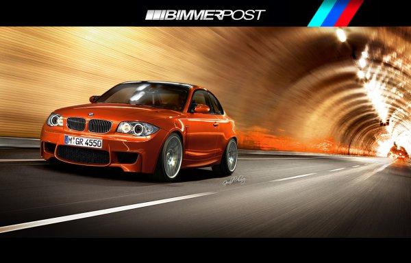 Bmw serie 1 coupé finitions M
