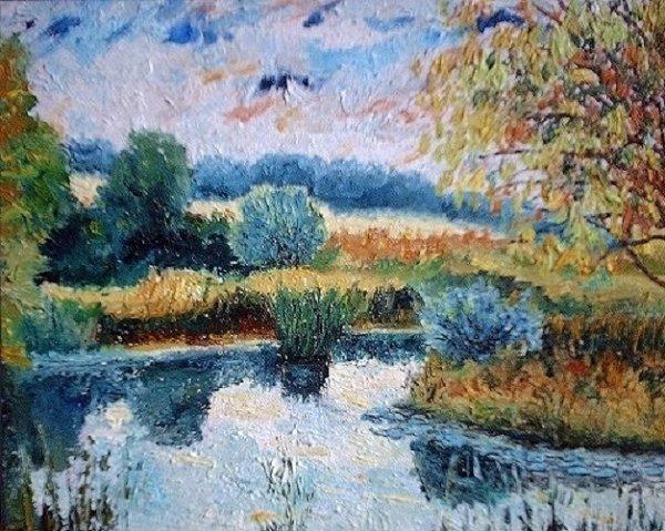 La Meuse du côté de Saint-Mihiel