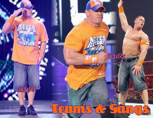 Teams /// Gangs