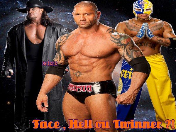 Hell  /// Face  /// Twinner