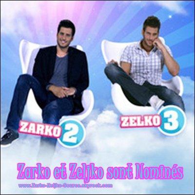 Zarko et Zeljko NOMiNES !!