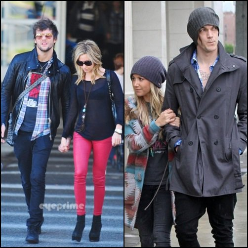 Sondage - Ashley et ses boyfriends !
