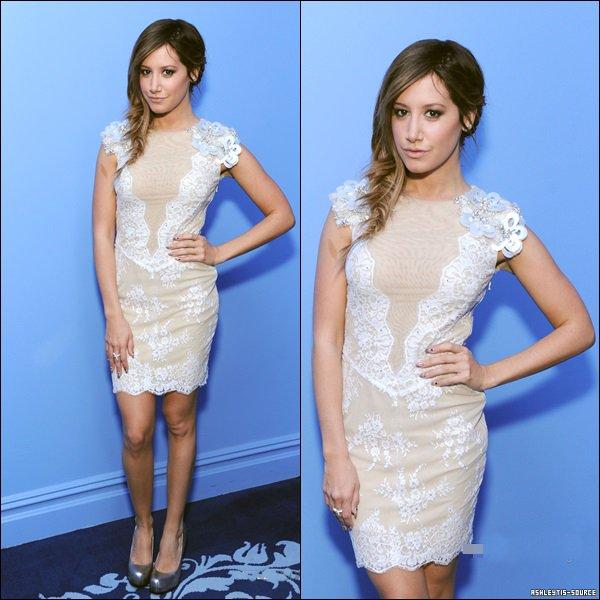 "10.04.2013 - Ashley dans l'émission ""Late Night With Jimmy Fallon""."