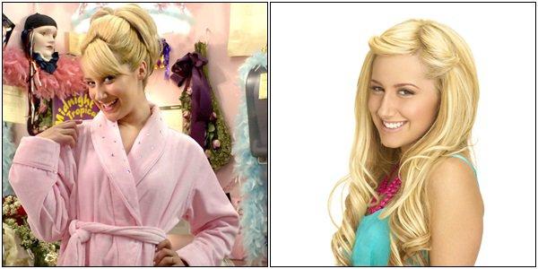 (Re)Découvrez les personnages de films interprétés par Ashley.