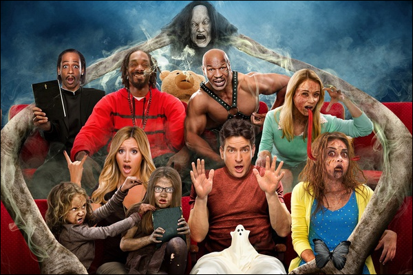 Scary Movie 5 : mon avis !