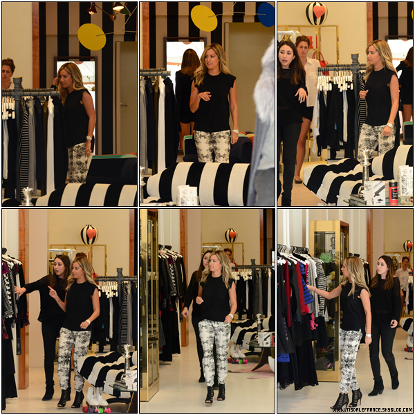 26.09.2013 - Hairdresser + Shopping !