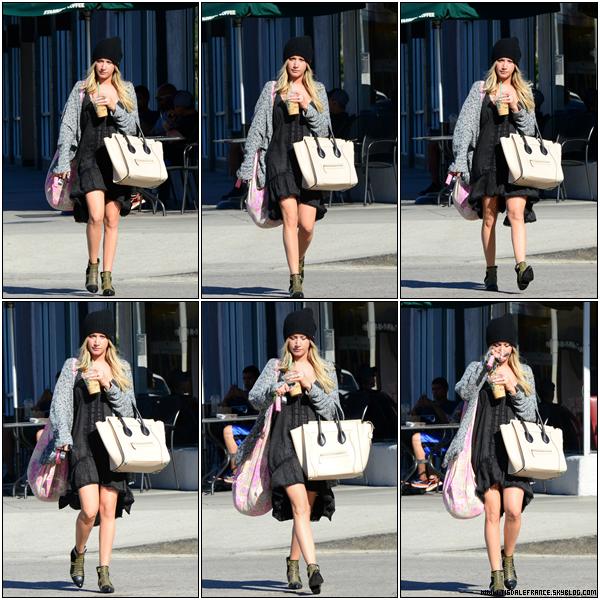 23.09.2013 - Shopping + Starbucks !Les photos viennent juste d'apparaitre, l'article sera reclassé dans la semaine !