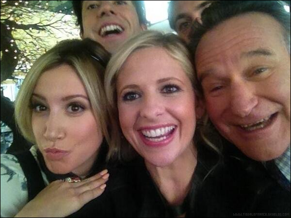 The Crazy Ones set !