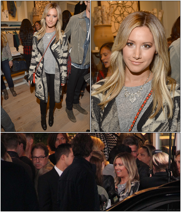 29.10.2013 - Lucky Brand Store Opening