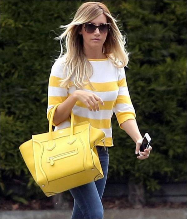 x Vos photos coup de coeur : Ashley voit la vie en jaune ! MERCI A TOUTES CELLES QUI ONT JOUÉ LE JEU  !