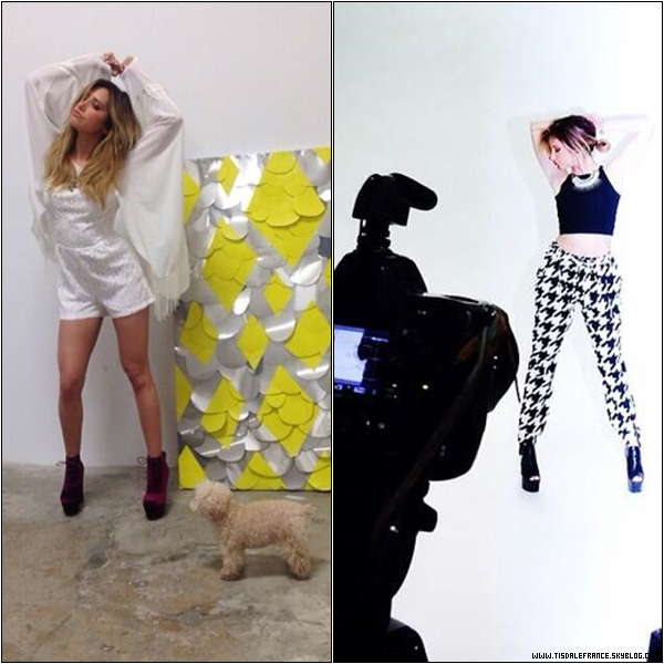 Boohoo StyleFix Magazine Photo Shoot