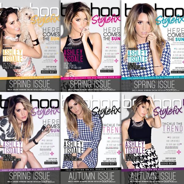 Boohoo StyleFix Magazine !