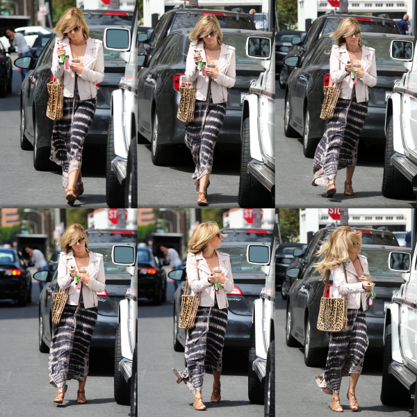 _18.04.02014_ • Ashley arrivant à un rendez-vous pro avec son manager Bill Perlman à Los Angeles