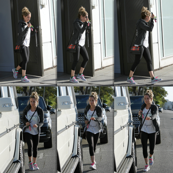 _24.04.2013_ • Ashley faisant du shopping à Beverly Hills