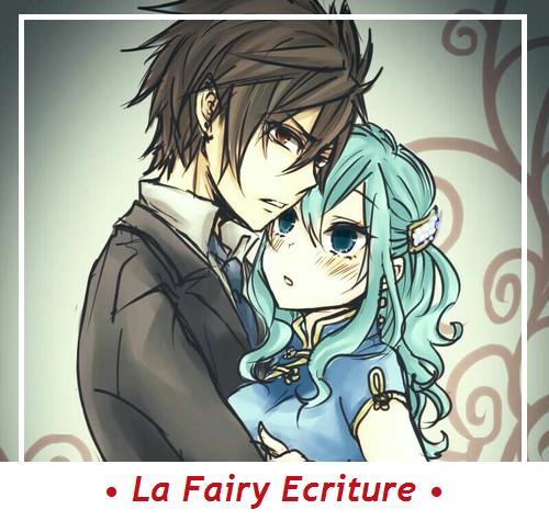 Sommaire de la Fairy Ecriture