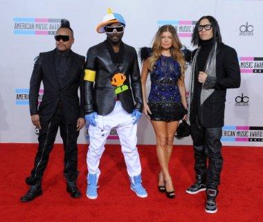 Les Black Eyed Peas au stade de France !!