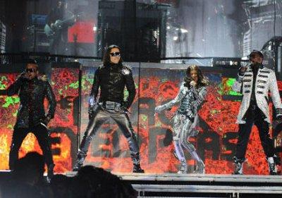 Les Black Eyed Peas devraient jouer au Stade de France le 25 juin 2011 !!