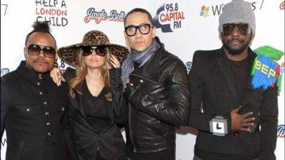 Blackout pour les Black Eyed Peas !