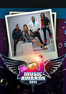 NRJ Music Awards : les Black Eyed Peas remportent le prix du concert de l'année et le prix du groupe international de l'année !! :D