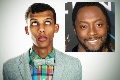 Les Black Eyed Peas kiffent Stromae !!