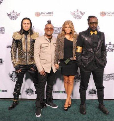 Concert privé des Black Eyed Peas à Los Angeles !