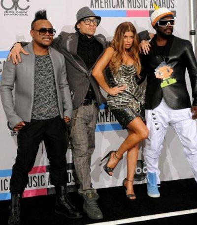 """Black Eyed Peas: """"Taratata"""" et """"X-Factor"""" en mai !"""
