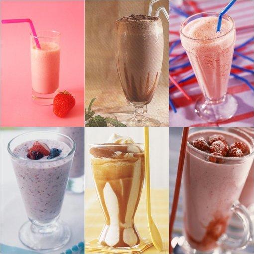 Milk-Shakerecettte n°3