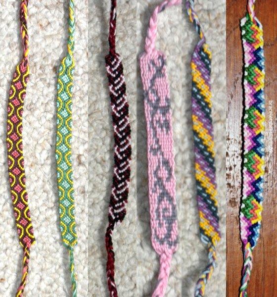 Bracelets 10 fils !