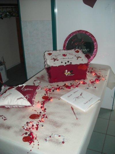 Mariage de la Maman de mon petit Maxou