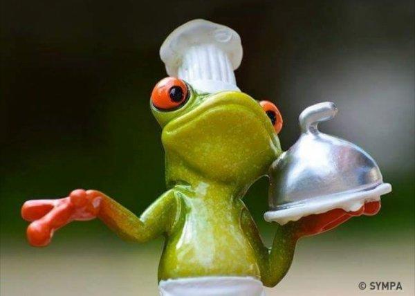 Bientôt les petits plats dans les grands...