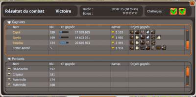 Stuff Iop Fini, Quelque Capture, Forum Guilde, Et Hack Du Feca ...