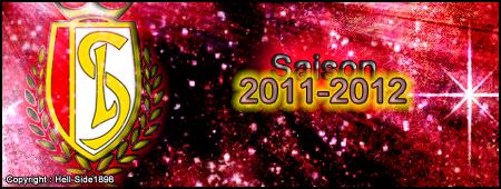Saison 2011-2012 : Calendrier d'avant saison.