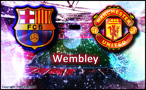 FC Barcelone - Manchester United