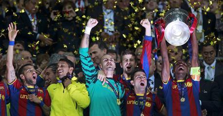 FC Barcelone - Manchester United (Après Match)