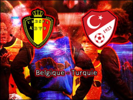 Belgique - Turquie