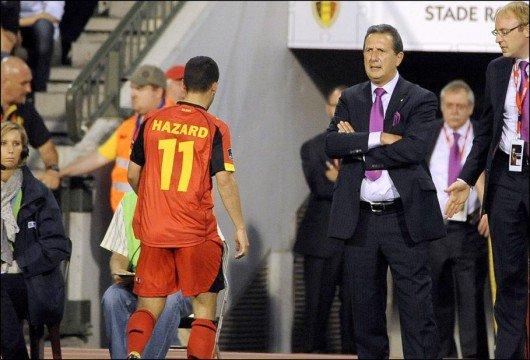 Belgique 1-1 Turquie