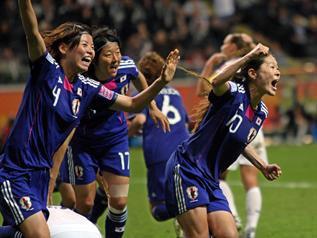 Coupe du monde féminine : Les Japonaises contre le court du jeu !