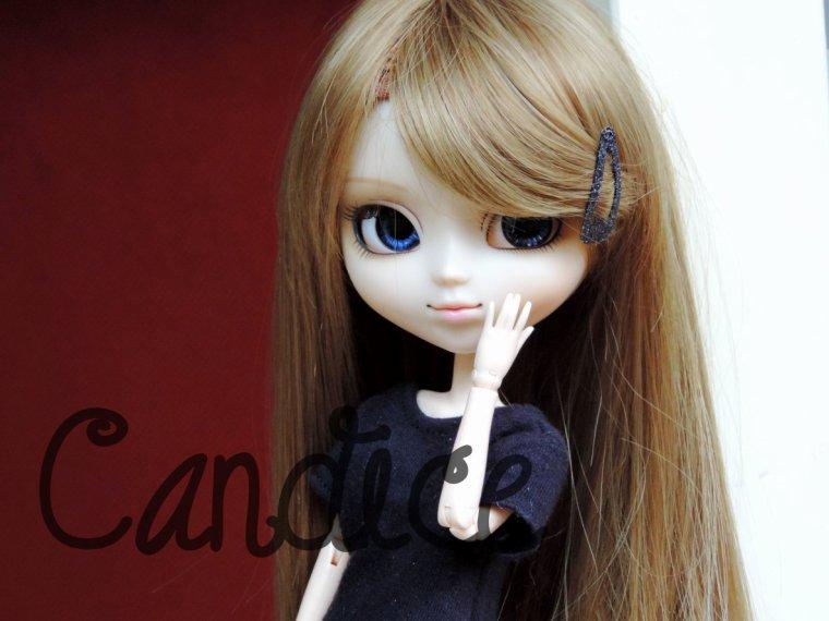 Candice, ma deuxième
