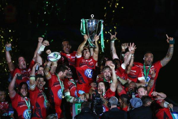Toulon est à nouveau champion d'Europe !
