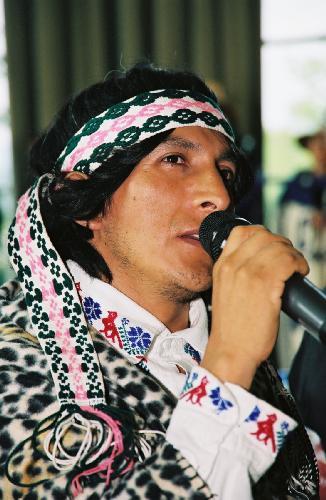 Peuple OTOMI    Mexique