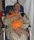 hommage a un soldat courageux