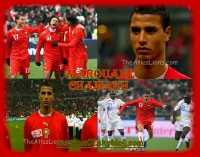 marouane chamhak