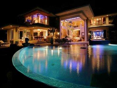 ha la belle piscine de ronhaldinio