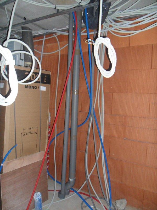 14 mars 2012 plomberie tage notre maison mikit dans le morbihan. Black Bedroom Furniture Sets. Home Design Ideas