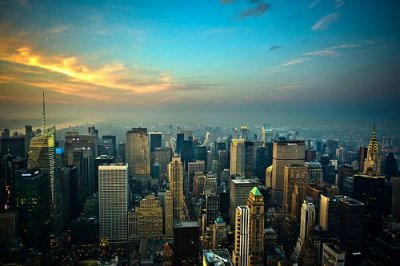 Two-    New York, just a dream. ♥